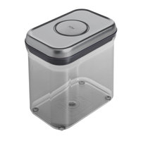 OXO 1195400 Good Grips 1.5 Qt. Coffee POP Rectangular Canister with Stainless Steel POP Lid