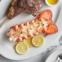 Boston Lobster Company 10 lb. Case of 20-24 oz. Lobster Tails