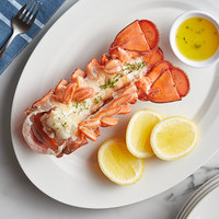 Boston Lobster Company 10 lb. Case of 12-14 oz. Lobster Tails