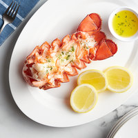 Boston Lobster Company 10 lb. Case of 7-8 oz. Lobster Tails