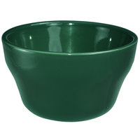 International Tableware CA-4-G Cancun 8 oz. Green Stoneware Bouillon - 36/Case