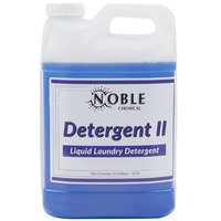 Noble Chemical 2.5 Gallon / 320 oz. Detergent II Liquid Laundry Detergent - 2/Case