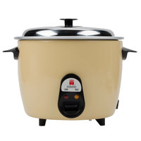 Town 56816 Residential 20 Cup (10 Cup Raw) Electric Rice Cooker - 120V