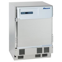 Follett FZR4P-OR-KP-00 Performance Plus 23 3/4 inch ADA Compatible Front Breathing Medical Grade Undercounter Freezer with Keypad - 3.9 Cu. Ft.