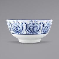 International Tableware SH-4 7 oz. Stoneware Shanghai Noodle / Ramen Bowl - 36/Case