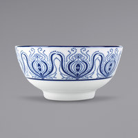 International Tableware SH-6 24 oz. Stoneware Shanghai Noodle / Ramen Bowl - 24/Case