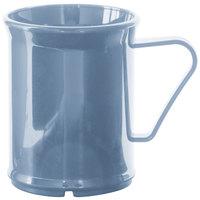 Cambro 96CW401 Slate Blue Camwear 9.6 oz. Mug - Polycarbonate 48/Case