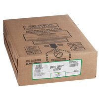 Sprite® Zero 2.5 Gallon Bag-in-Box Soda Syrup