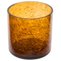 Sterno Products 80208 3 1/4 inch Nutmeg Swirl Liquid Candle Holder
