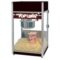 Nemco GS1508 Global Solutions 8 oz. Black Popcorn Machine / Popper - 120V, 1525W