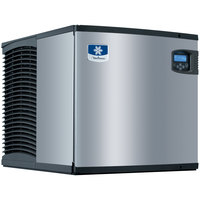 Manitowoc IY-0325W Indigo Series 22 inch Water Cooled Half Size Cube Ice Machine - 208-230V, 350 lb.