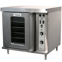 Garland MCO-E-5-C Single Deck Half Size Electric Convection Oven - 240V, 3 Phase, 5.6 kW