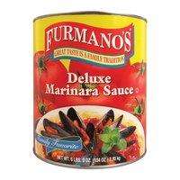 Furmano's Deluxe Marinara Sauce 6 - #10 Cans / Case
