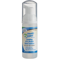Kutol 68817 Health Guard 1.7 oz. Dye and Fragrance Free Foaming 62% Alcohol Instant Hand Sanitizer - 24/Case