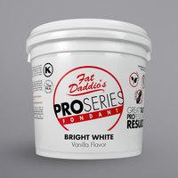 Fat Daddio's 5 lb. Bright White Fondant