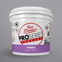 Fat Daddio's 5 lb. Purple Fondant