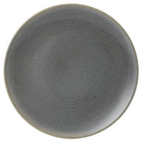Dudson EG273 Evo 10 3/4 inch Matte Granite Coupe Round Stoneware Plate by Arc Cardinal - 12/Case