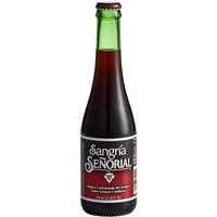 Sangria Senorial 11.16 fl. oz. Non-Alcoholic Sangria Soda   - 24/Case