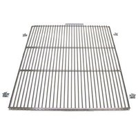 True 881241 Stainless Steel Wire Shelf - 21 1/8 inch x 26 inch