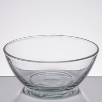 Anchor Hocking 86642 Presence 16 oz. Glass Bowl - 12/Case