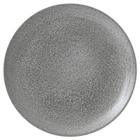 Dudson EO288 Evo Origins 11 5/8 inch Natural Grey Coupe Round China Plate by Arc Cardinal - 12/Case