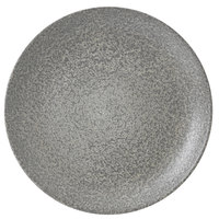 Dudson EO217 Evo Origins 9 inch Natural Grey Coupe Round China Plate by Arc Cardinal - 12/Case