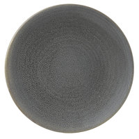 Dudson EG205 Evo 8 inch Matte Granite Coupe Round Stoneware Plate by Arc Cardinal - 24/Case