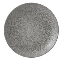 Dudson EO165 Evo Origins 6 3/8 inch Natural Grey Coupe Round China Plate by Arc Cardinal - 12/Case