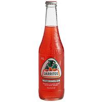 Jarritos 12.5 fl. oz. Watermelon Soda   - 24/Case