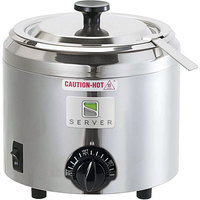 Server FS-2 82700 1.5 Qt. Small Capacity Warmer with Bowl - 120V, 250W
