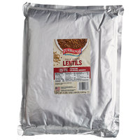 Furmano's 6.7 lb. Fully Cooked Lentil Pouch
