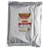 Furmano's Ancient Grains 6 lb. Fully Cooked White Quinoa Pouch   - 6/Case
