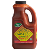 TABASCO® 64 oz. Habanero Hot Sauce - 2/Case