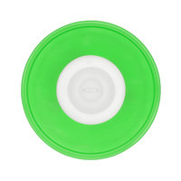 OXO 11242300 Good Grips 6 inch Green Silicone Reusable Mixing Bowl Cover