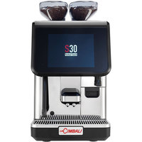 LaCimbali S30 S10 Super Touch Superautomatic Espresso Machine with TurboSteam Cold Touch Wand