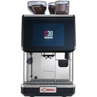 LaCimbali S30 CS10 Super Touch Superautomatic Espresso Machine with Solubles Hopper