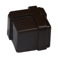 Fat Daddio's PCM-1719 ProSeries Polycarbonate 21 Compartment Square Gift Box Chocolate Mold
