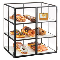 Cal-Mil 22021-13 Monterey 3 Tier Bakery Display Case - 21 inch x 18 1/4 inch x 23 inch