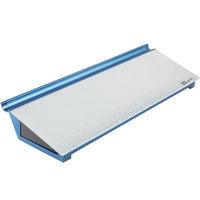 Quartet GDP186D 18 inch x 6 inch Dot Frameless Glass Dry Erase Desktop Computer Pad