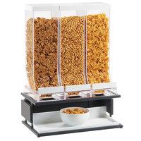 Cal-Mil 22046-13 Monterey 9.8 Liter Triple Canister Cereal Dispenser