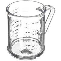 Carlisle 431507 1 Cup Polycarbonate Measuring Cup