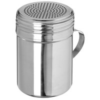 Carlisle 6031 10 oz. Stainless Steel Shaker