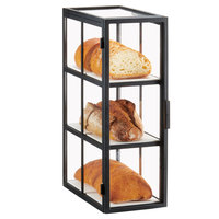 Cal-Mil 22030-13 Monterey 3 Tier Bakery Display Case - 7 inch x 13 3/4 inch x 20 1/2 inch