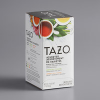 Tazo Assorted Tea Bag Variety Pack - 24/Box
