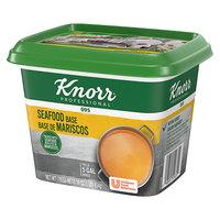 Knorr 1 lb. 095 Seafood Bouillon Base - 6/Case