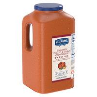Hellmann's 1 Gallon Charred Tomato and Garlic Vinaigrette Dressing - 4/Case