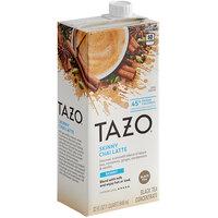 Tazo 32 oz. Skinny Chai Tea Latte 1:1 Concentrate