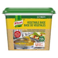 Knorr 1 lb. Ultimate Vegetable Bouillon Base - 6/Case
