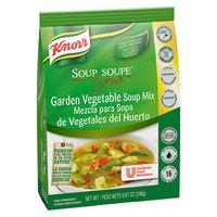 Knorr 8.7 oz. Soup du Jour Garden Vegetable Soup Mix - 4/Case