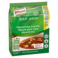 Knorr 14.9 oz. Soup du Jour Minestrone Soup Mix - 4/Case